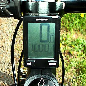 100 km erreicht
