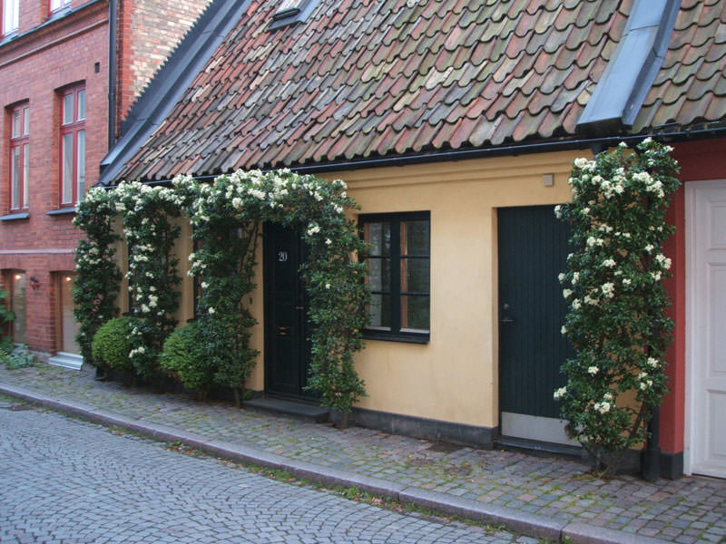 Malmö Seitengasse