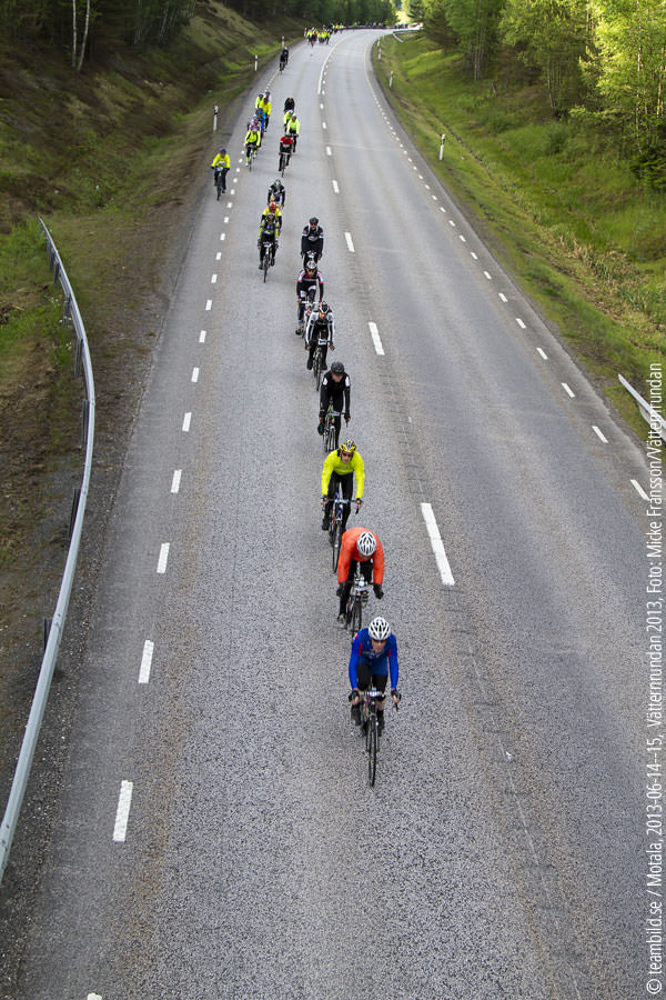 © teambild.se / Motala, 2013, Vätternrundan, Micke Fransson
