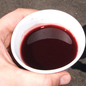 Blåbärsoppa - Blaubeersuppe