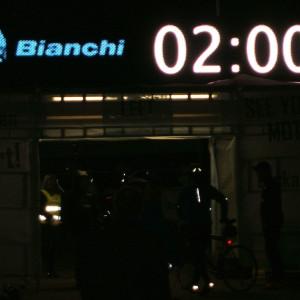 Startzeit: 2:00 Uhr