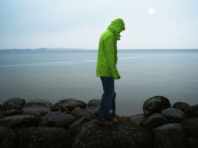 Vadstena - Regen, Regen, Regen