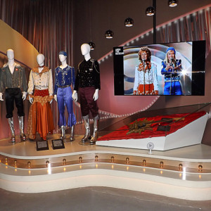 Im ABBA-Museum