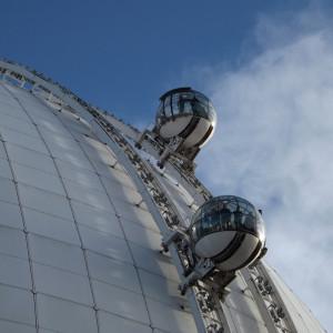 Globen mit SkyView