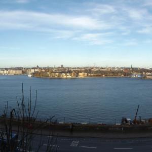 Stadt-Panorama