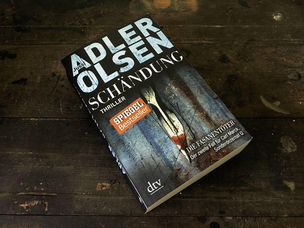 Adler-Olsen Schändung