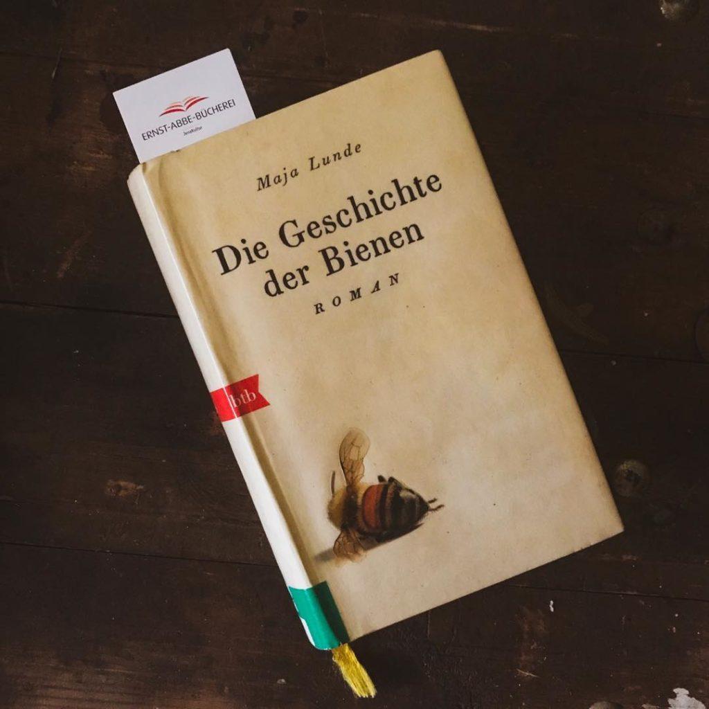 Lesestoff - Maja Lunde: Die Geschichte der Bienen