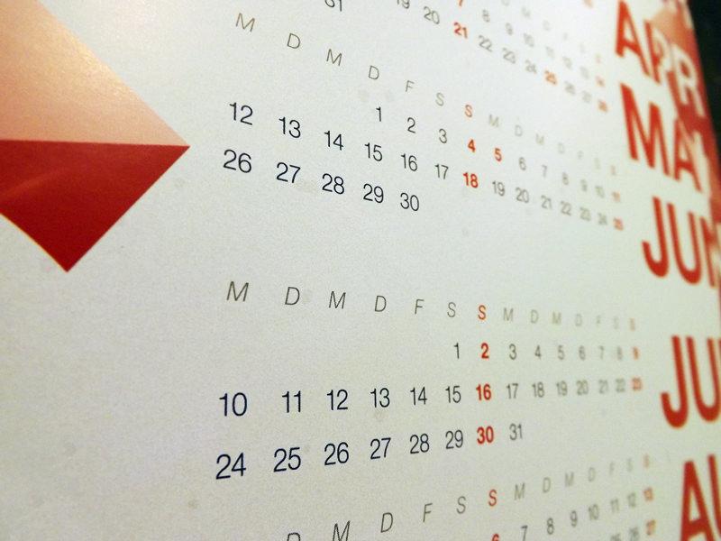 Kalender 2017