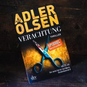 Lesestoff - Jussi Adler-Olsen: Verachtung